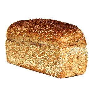 Volkorenbrood met sesam