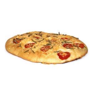 Focassia tomaat