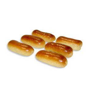 Mini worstenbroodjes